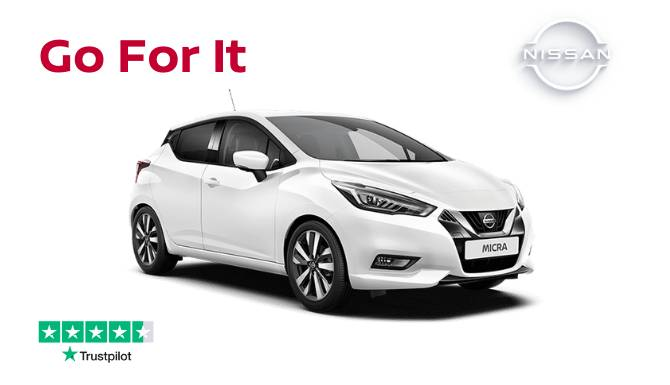 Additional £750 Deposit Contribution available on Micra