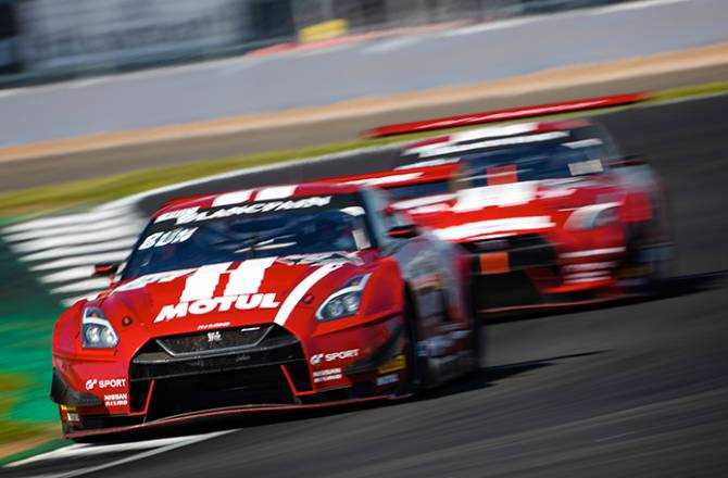 First 24-hour Race For 2018 Nissan GT-R NISMO GT3