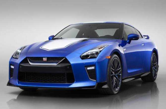 Nissan confirms UK pricing for exclusive GT-R 50th Anniversary edition