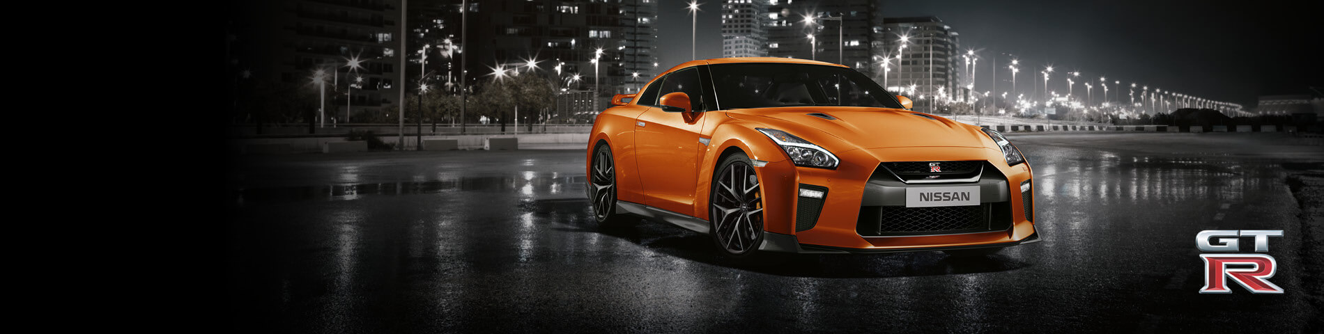 GT-R Homepage Banner