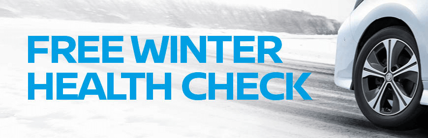 Don't worry, be healthy with West Way's Free Winter Health Check!