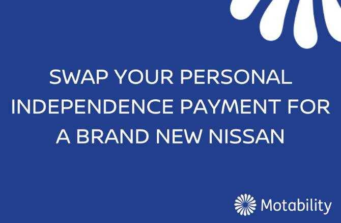 Did you know you can exchange your Mobility Allowance to lease a brand-new Nissan, all thanks to the Motability Scheme?