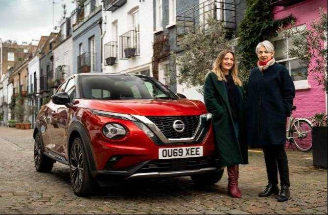 Top female designers share the story behind the next-generation Nissan Juke