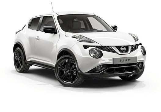 The new Juke N-Vision