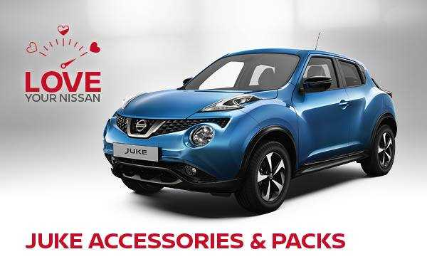Juke Accessories and Packs