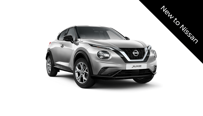 Juke New to Nissan
