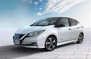 Nissan LEAF first electric car to pass 400,000 sales