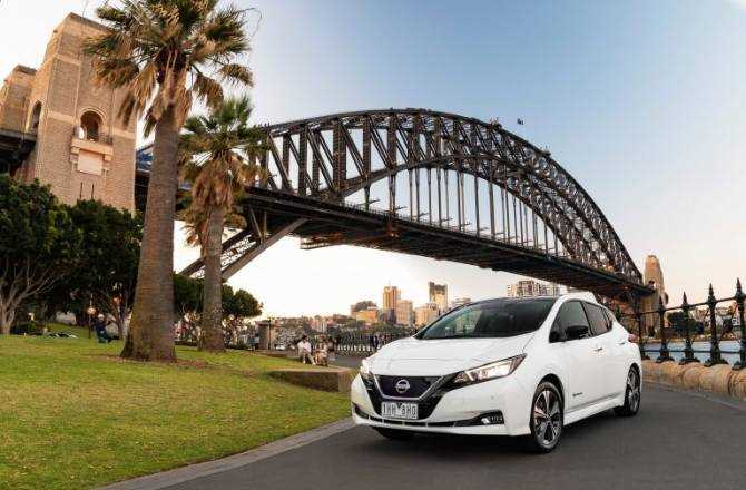 Nissan LEAF Adds To Its Worldwide Awards