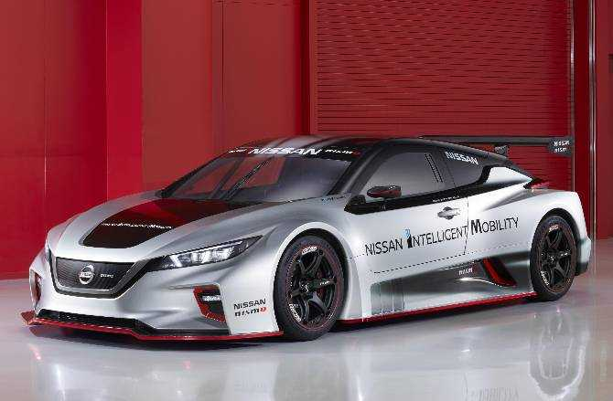 All-New LEAF Nismo RC Electric Race Car Unleashed
