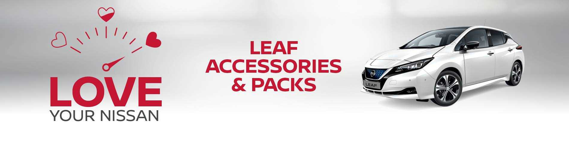 Leaf Accessories and Packs