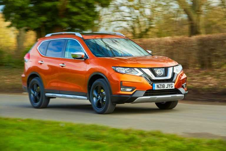 Nissan Adds Stylish Platinum Edition SV to X-Trail Range