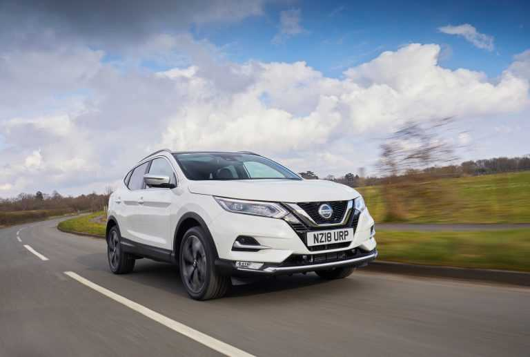 Nissan Qashqai With ProPILOT On Sale Now In UK