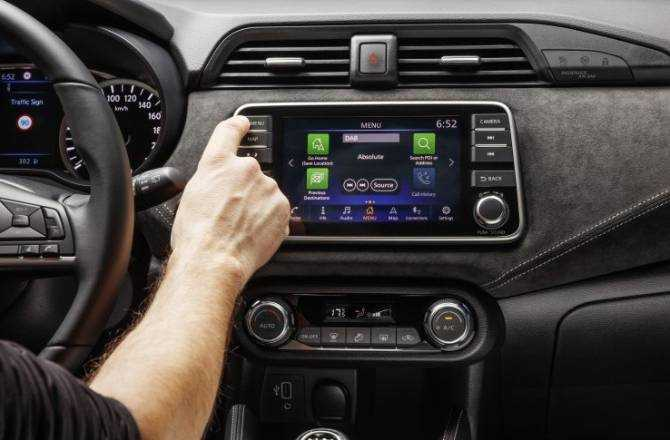 New NissanConnect System Now Available In Micra