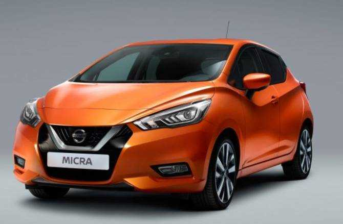History of the Nissan Micra