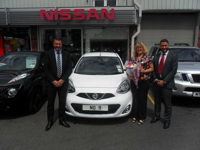 9th Micra for Rochdale Customer