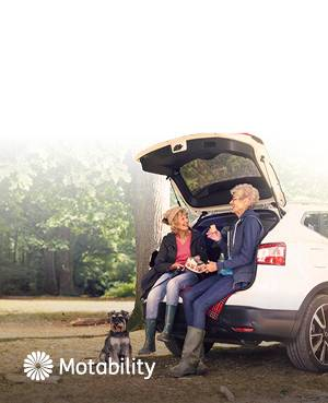 Motability Event at West Way