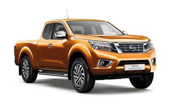 Nissan Navara available at West Way