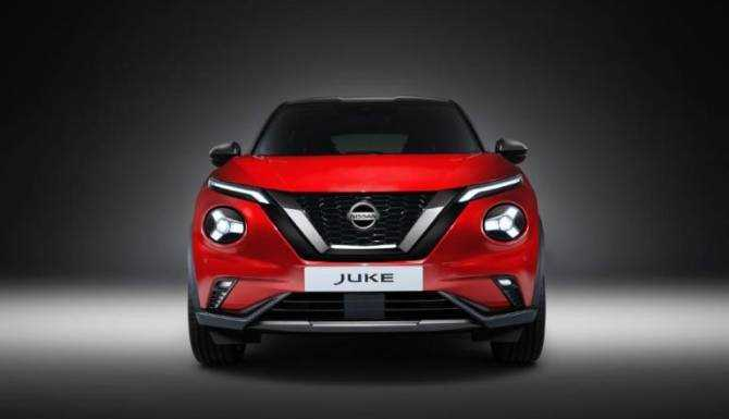 New Juke Front Grille