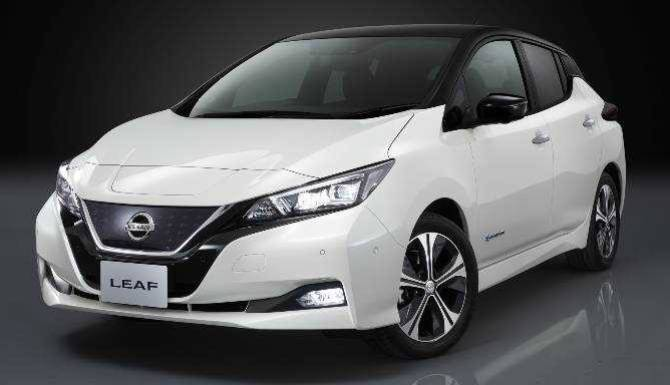 Nissan LEAF wins 'Best Engine and Gearbox' in 2019 Driver Power survey