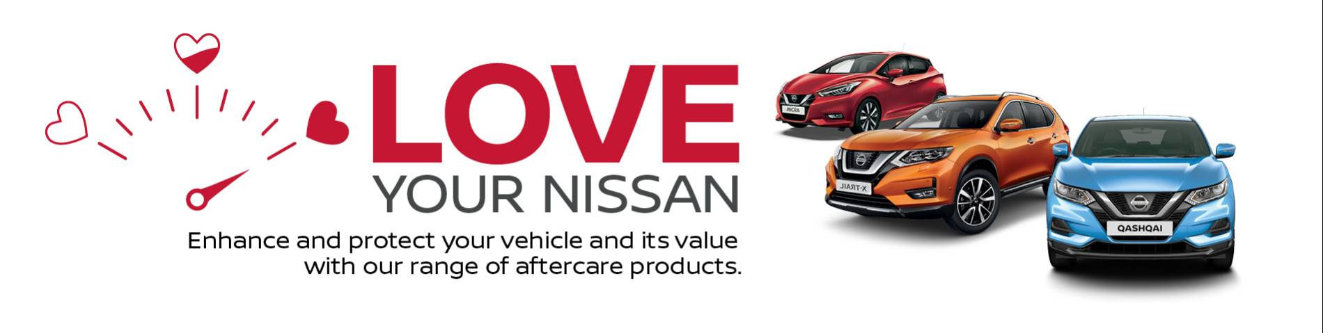 New Love your Nissan