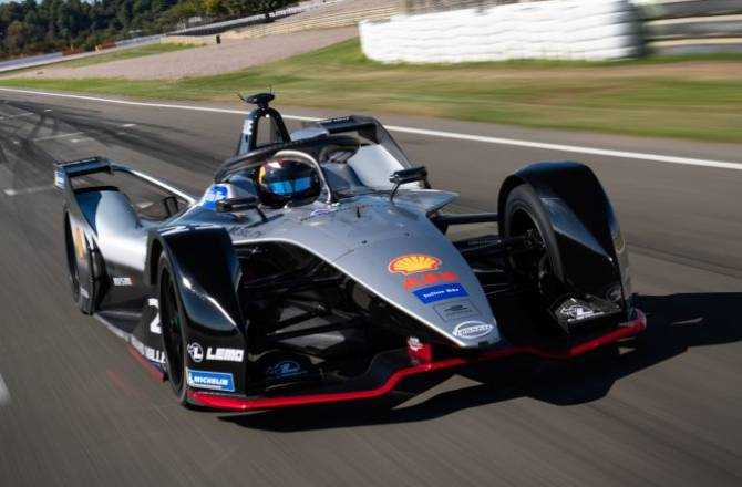 Nissan Formula E Car Headed To NISMO Festival