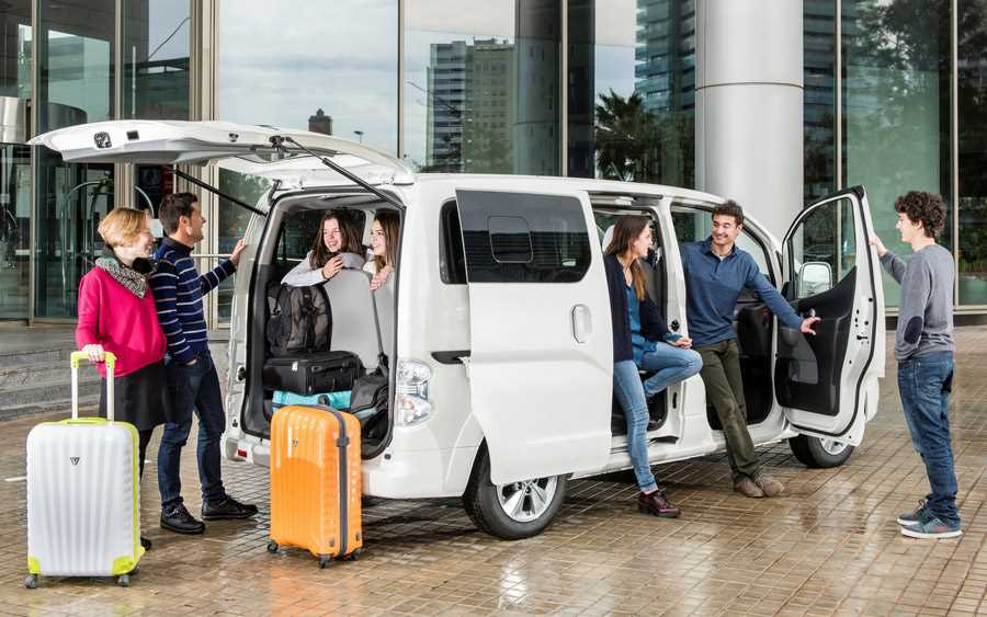 The e-NV200 Family Extends!