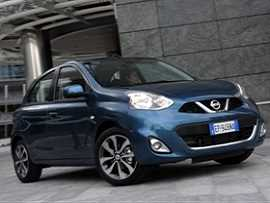 Say Hello to the Nissan Micra Vibe & N-Tec
