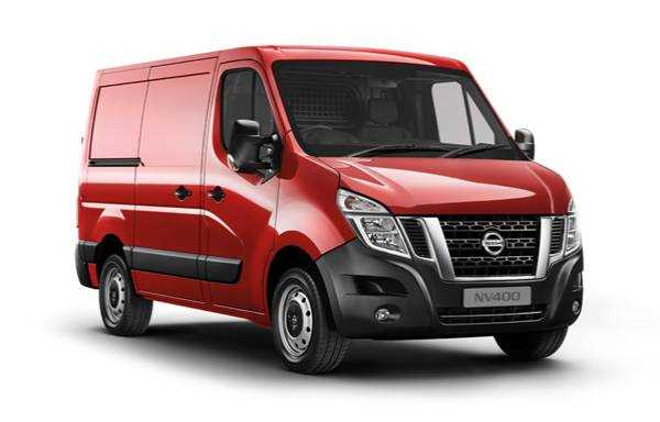 Nissan Business Center NV400 Van Promo Block