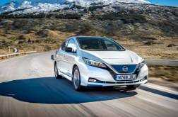 New Partnership For Nissan And EDF Energy