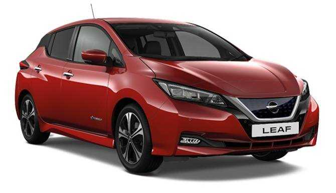 Used Nissan LEAF Basingstoke