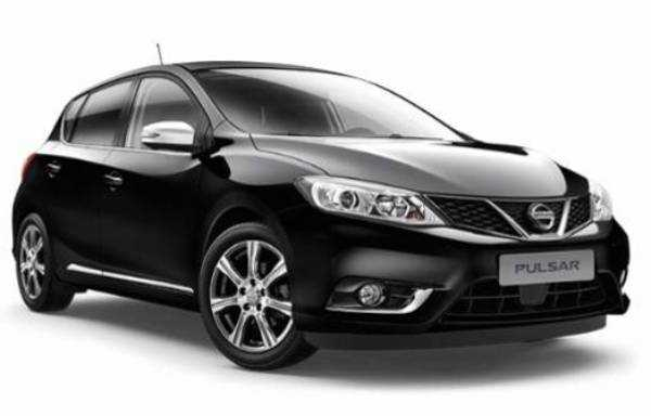 Used Nissan Pulsar Birmingham South