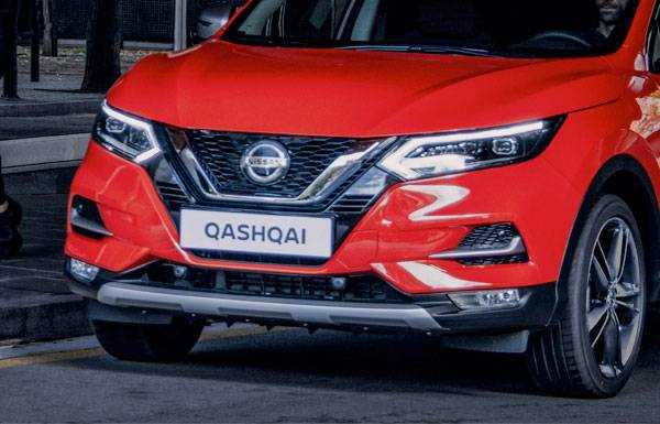 nissan qashqai n-motion chrome front trim