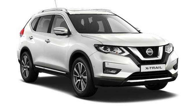 New X-Trail grade to arrive in February