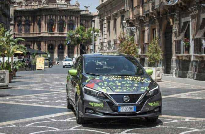 Partnership Ups Pace of Sustainable Mobility in Sicily