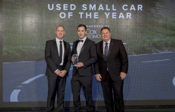 Double win for Nissan at Car Dealer Magazine Used Car Awards as Micra and GT-R both scoop prizes