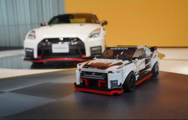 The Lego Group brings iconic Nissan GT-R Nismo to life in bricks