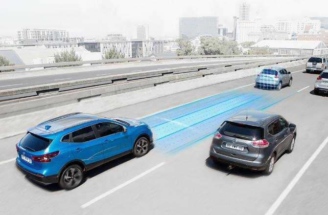 A new era of control – Nissan introduces ProPILOT technology to the full Qashqai range