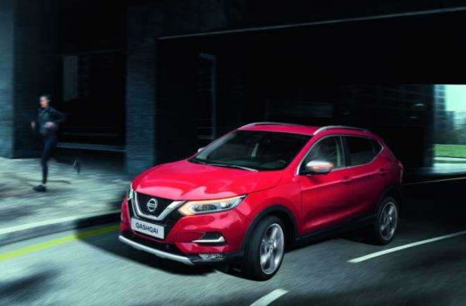 Nissan Qashqai N-Motion: ultimate urban crossover gets exclusive new premium design