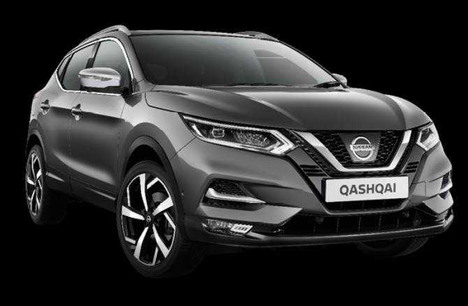 Nissan Qashqai - The UK's Favourite Crossover