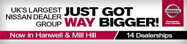 West Way Are Now At Mill Hill and Hanwell