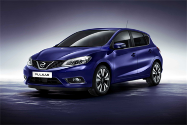 The Brand New Nissan Pulsar Is Here
