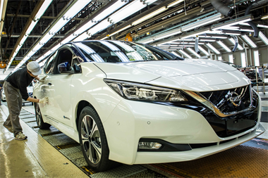 Investing in the UK - The New Nissan LEAF to be built in Sunderland