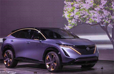Nissan Ariya all-electric Crossover will be unveiled July 15