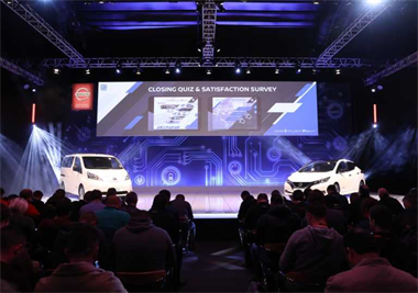 The all-new Nissan LEAF & eNV200 are put to the test!
