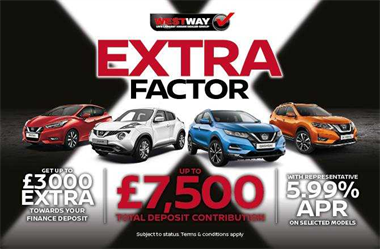 Extra Factor is back, with EXTRA big deals!