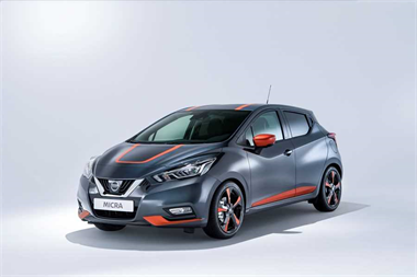 Colour Is Key For West Way Micra Customers