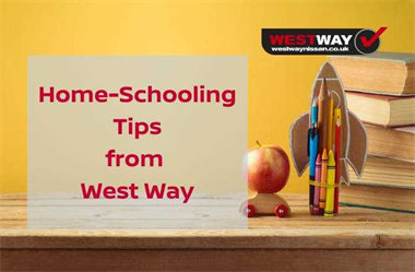 Home-Schooling Tips from West Way