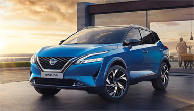 The All-New Nissan Qashqai hits the road
