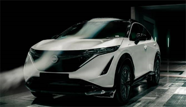 Ariya expected to be the most aerodynamic Nissan crossover ever built