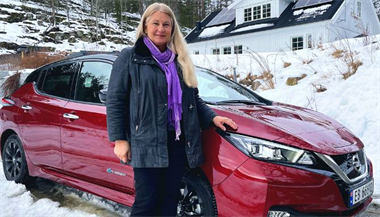 My life with a Nissan LEAF: Proud Norwegian driver bought LEAF number 500,000